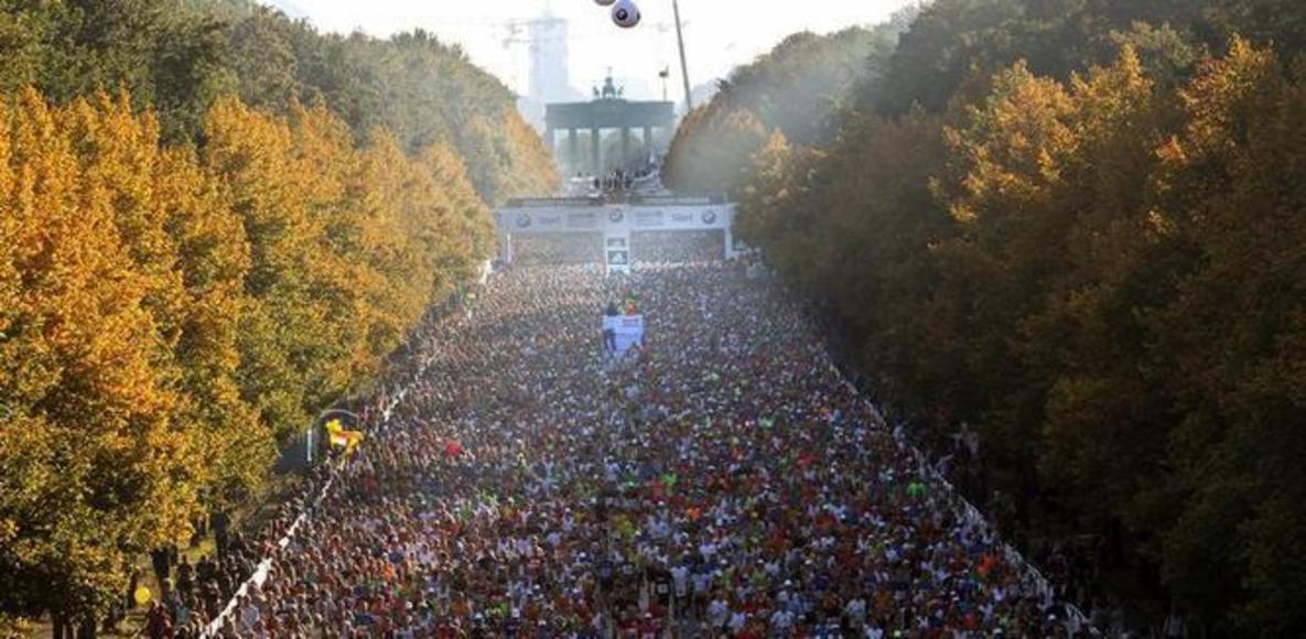 Maratona de Berlim 2017
