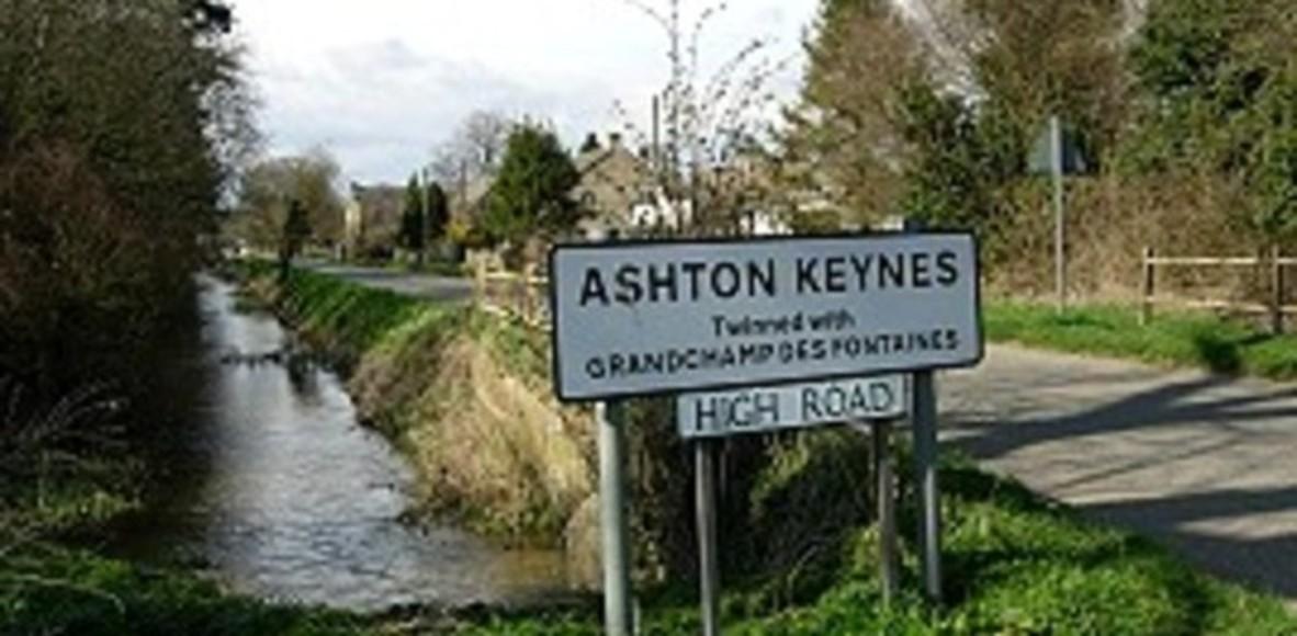 Ashton Keynans