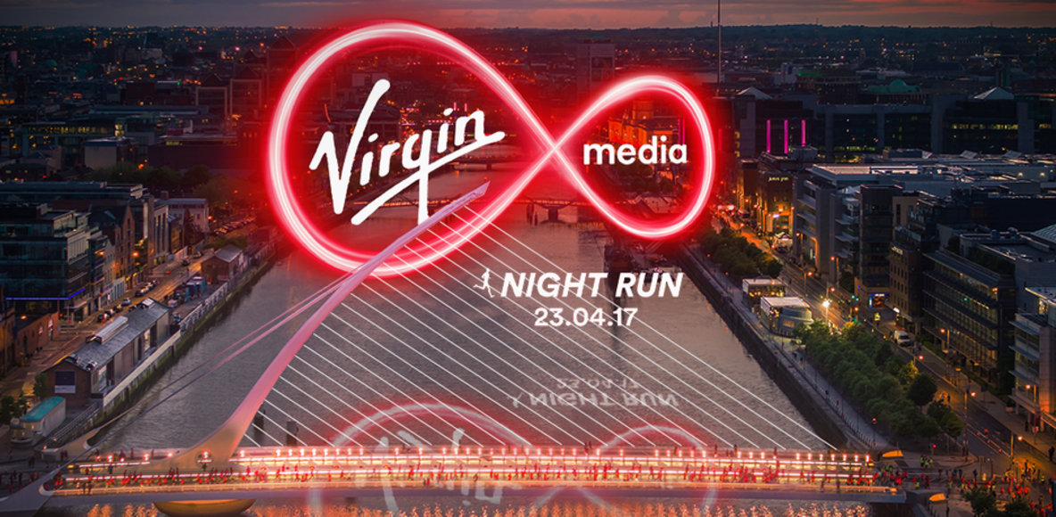 Virgin Media Night Run 10K