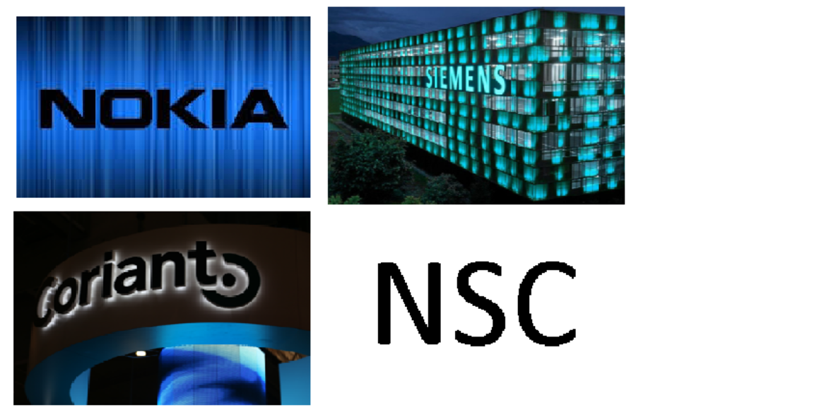 NSC - Nokia vs Siemens vs Coriant