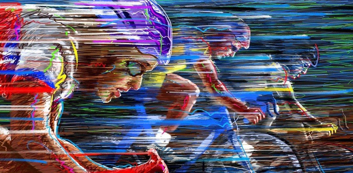 Ciclistas Amadores