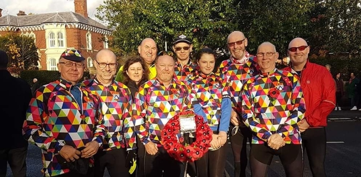 Alsager Harlequins Cycling Club
