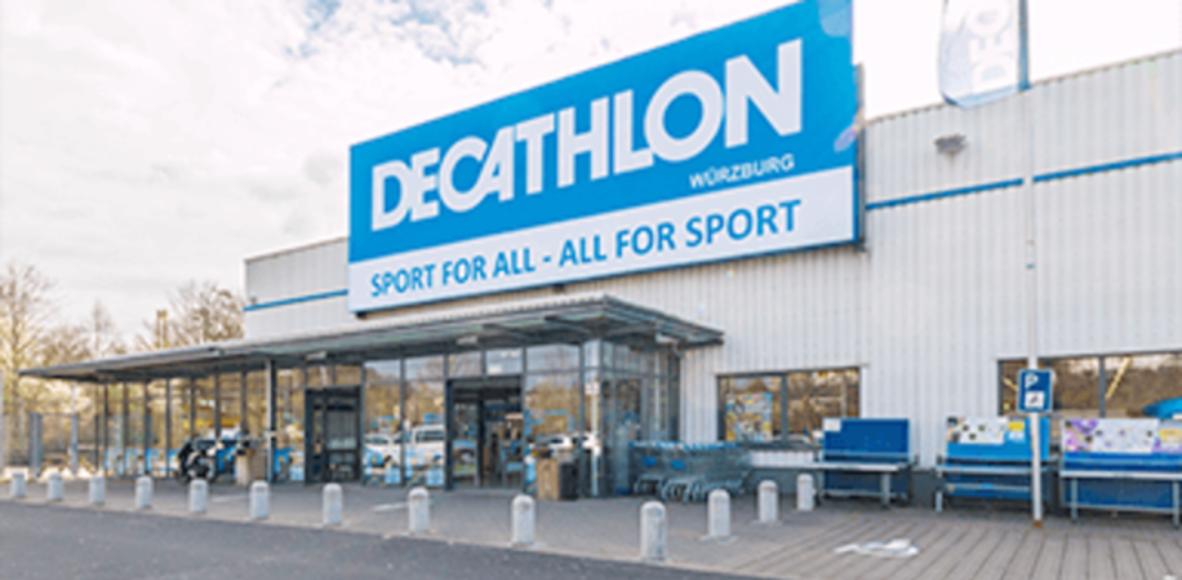 Decathlon Würzburg