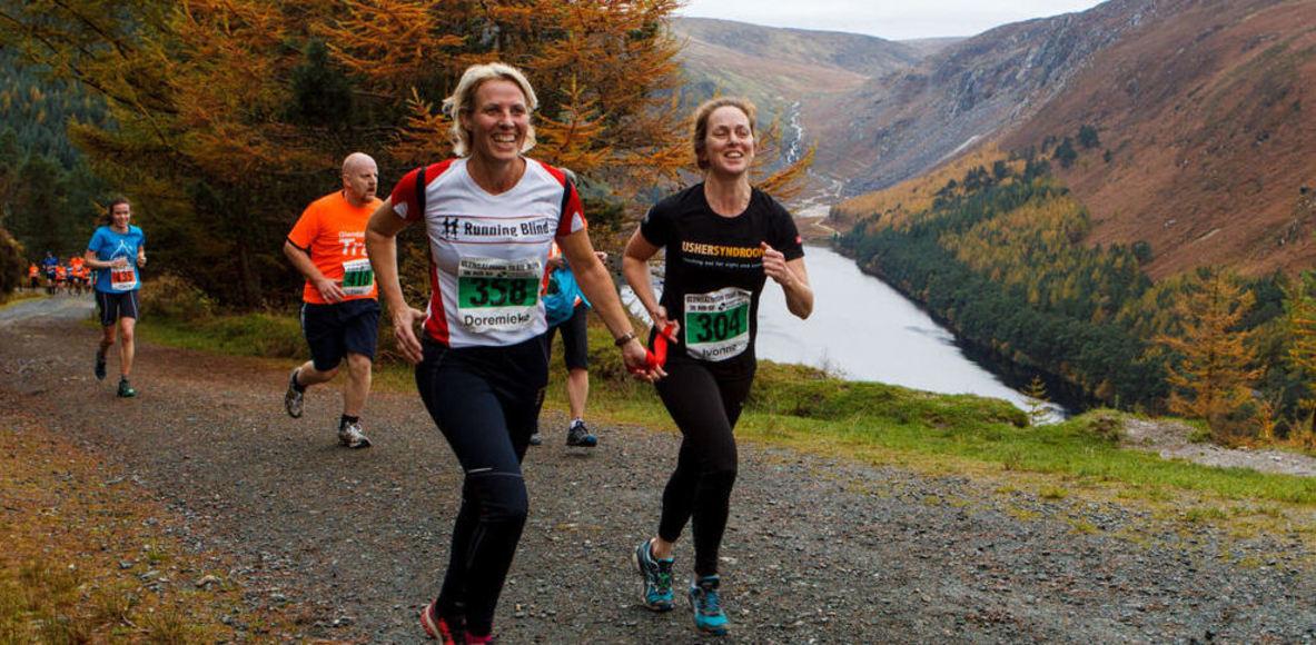 in-en outdoorsport running blind arnhem