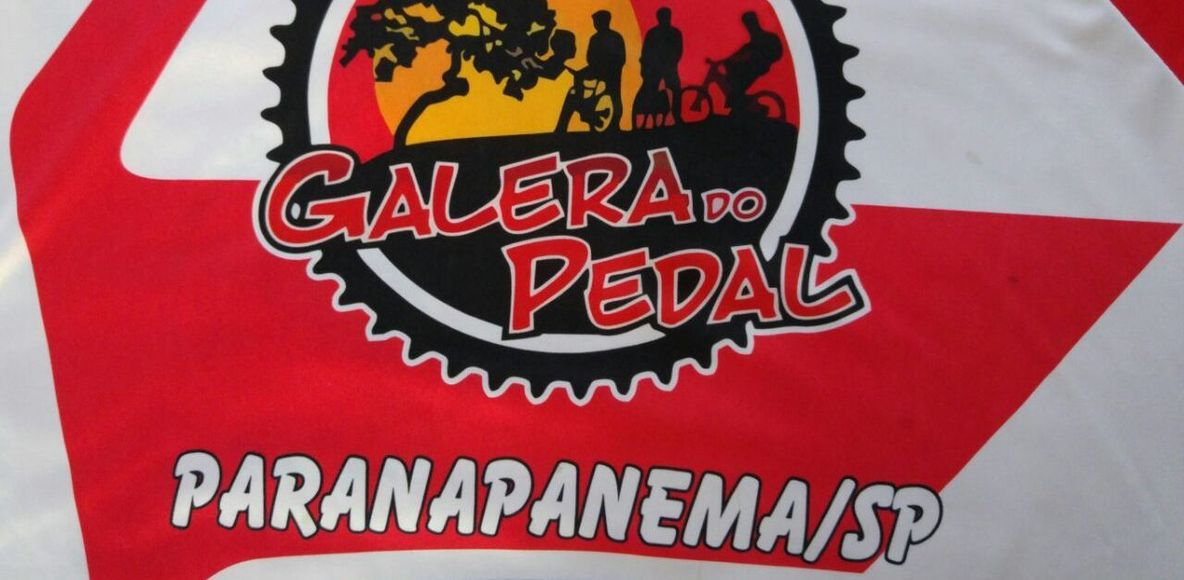 Galera do Pedal de Paranapanema SP
