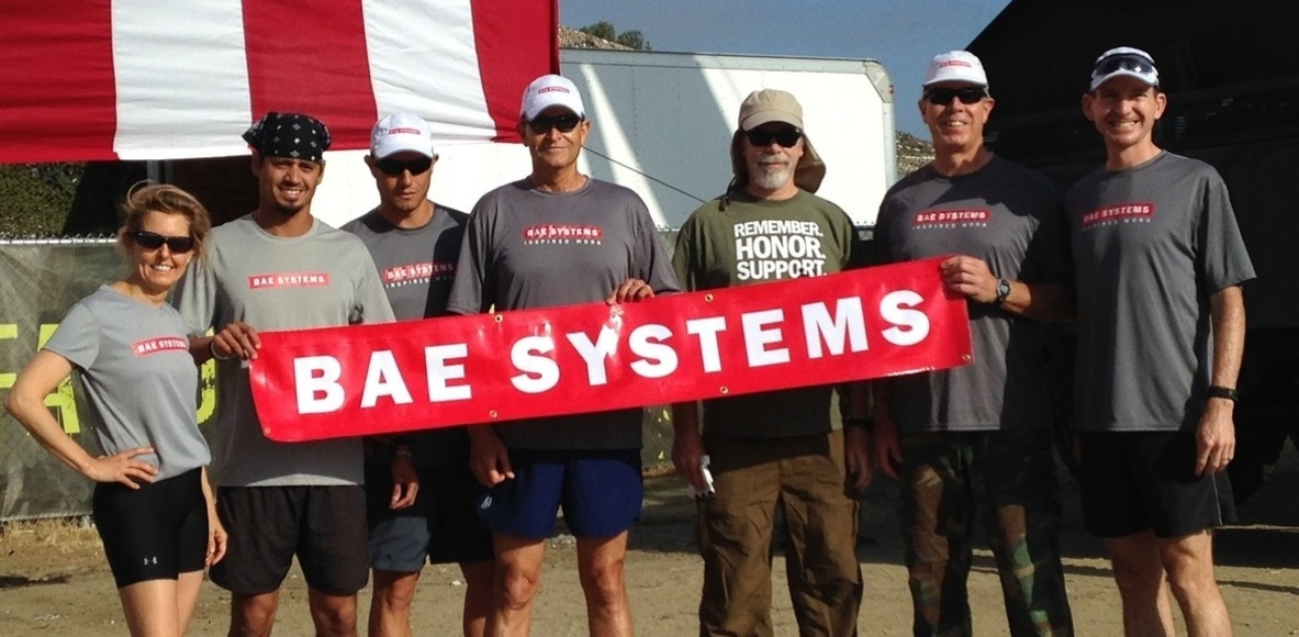 BAE Systems San Diego Run