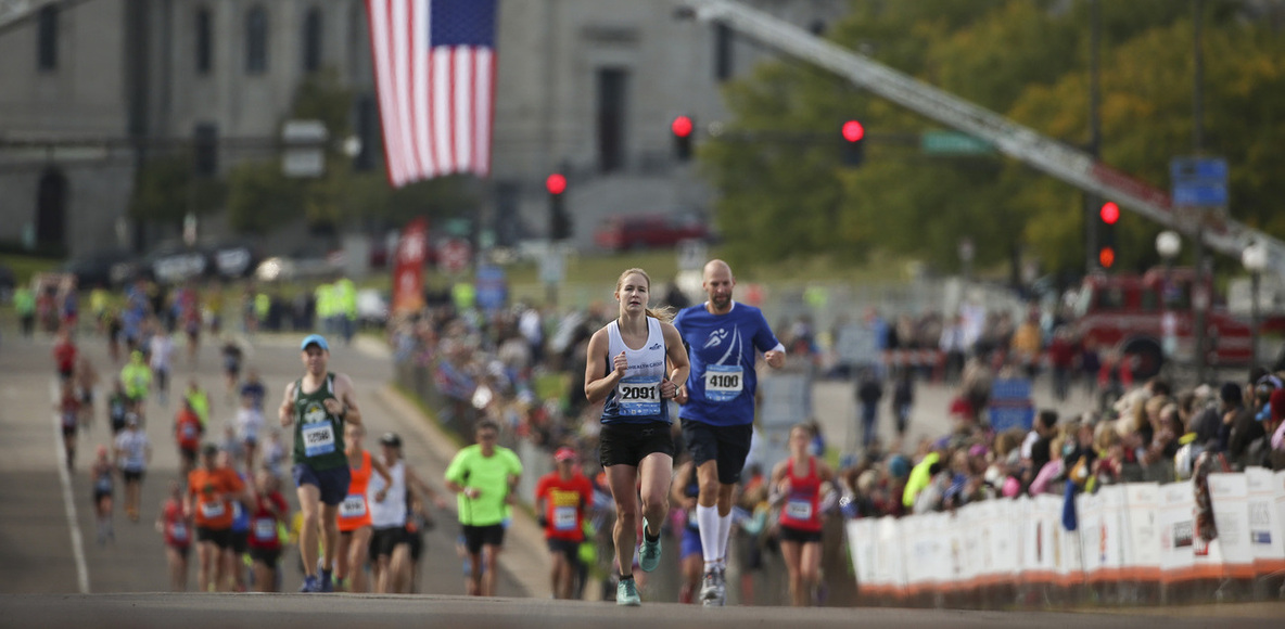 2017 Twin Cities Marathon - Rookie Class