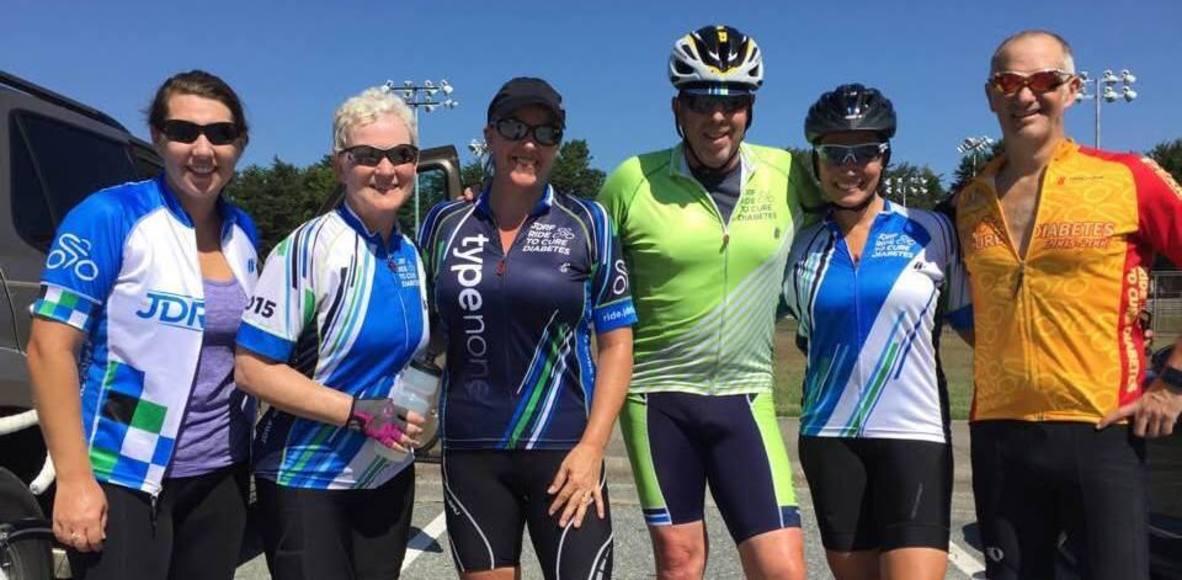 JDRF Ride to Cure-Piedmont Triad