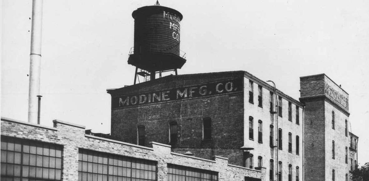 Modine Manufacturing