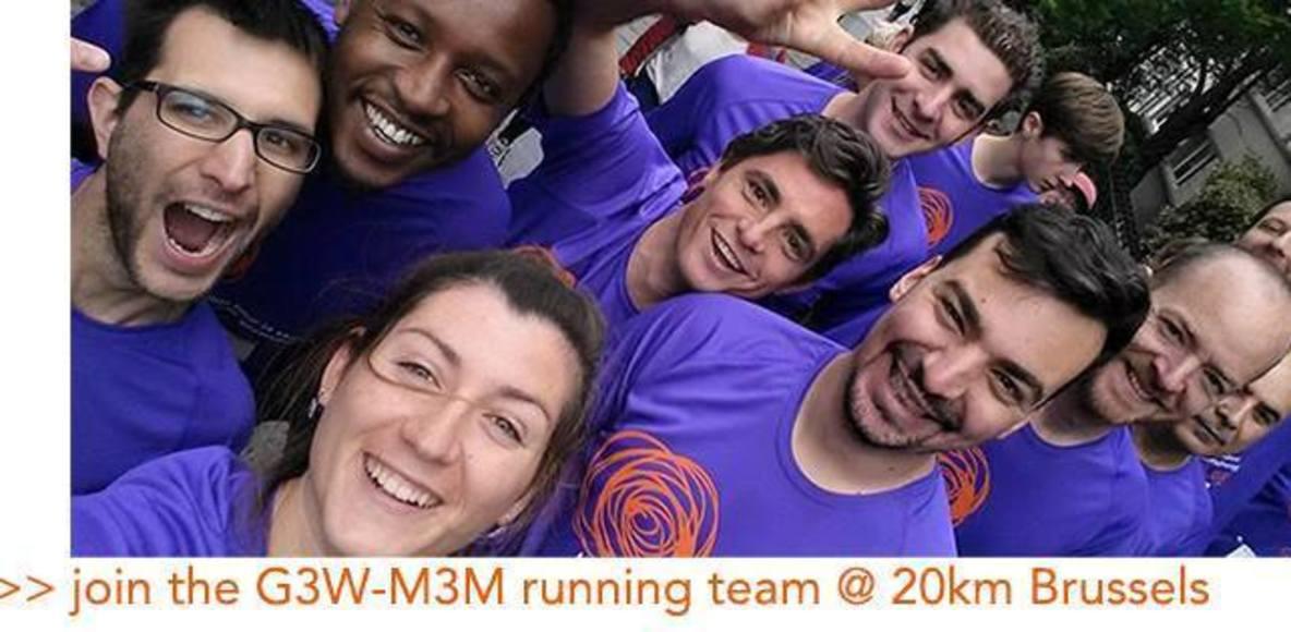 G3W-M3M Running Team