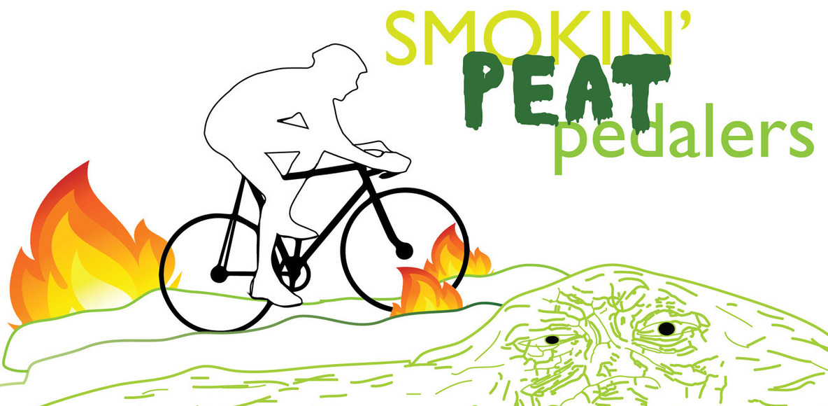 Smokin' Peat Pedalers - 2nd Edition