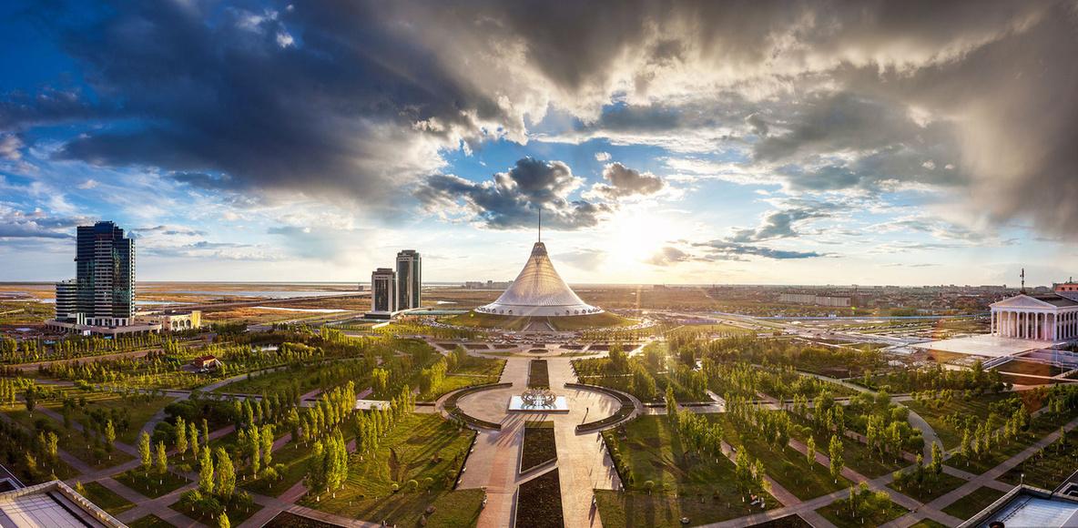 ParkRun Astana