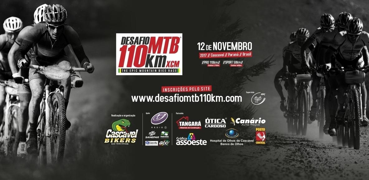 Desafio MTB 110km