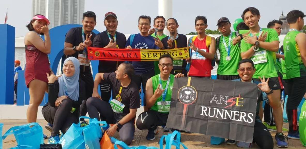 Ansara Serting Runners