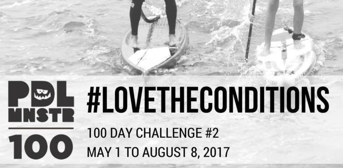The 100 Paddle Challenge