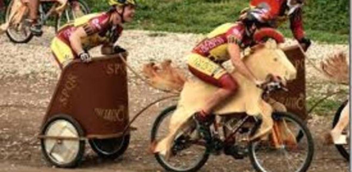 Bikes em Ação