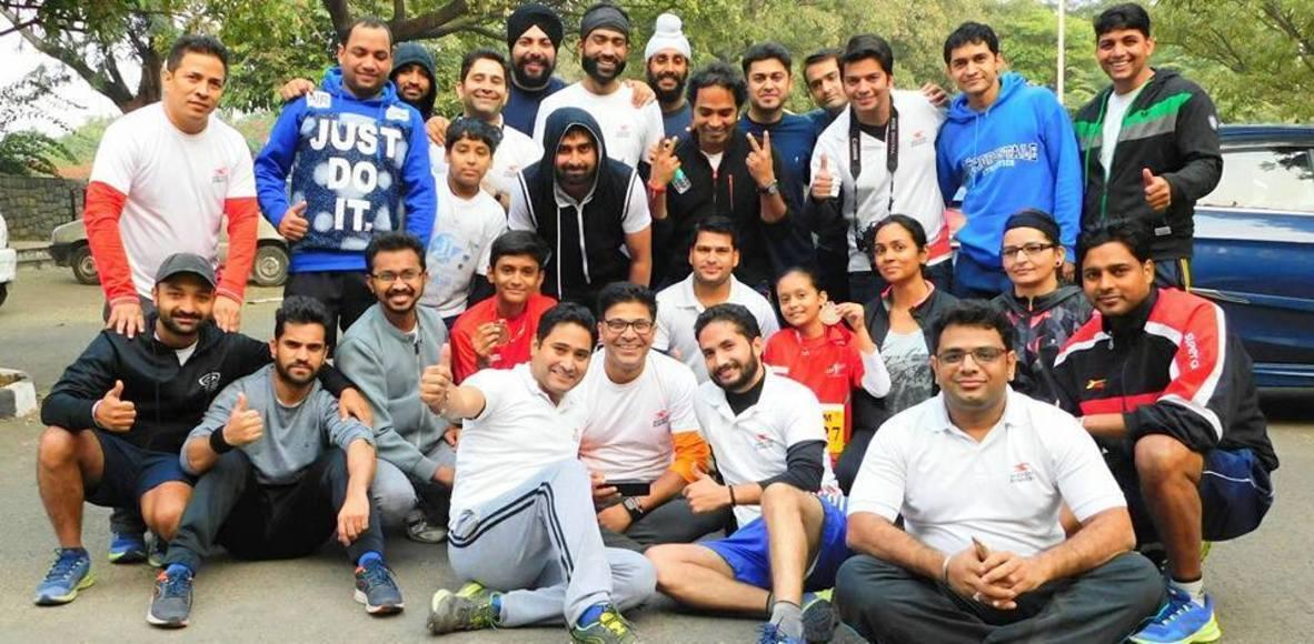 Weekend Runners