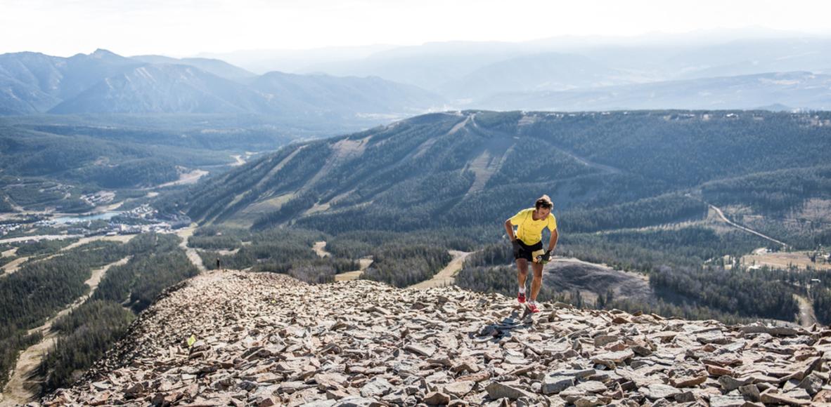 Big Mountain Runs - Colorado