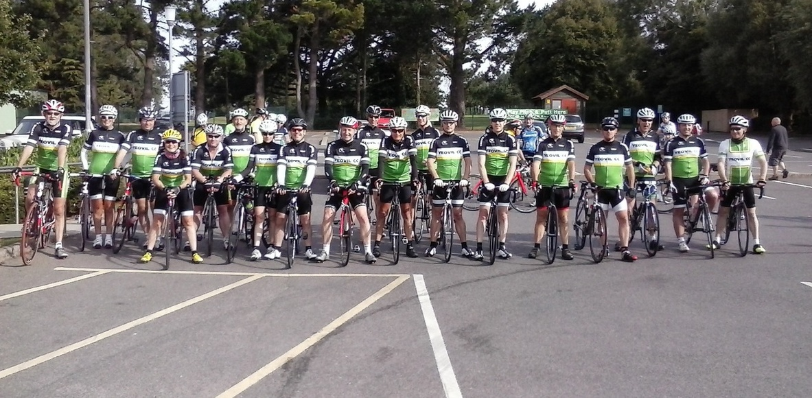 YEOVIL CYCLING CLUB (PAID UP MEMBERS ONLY)
