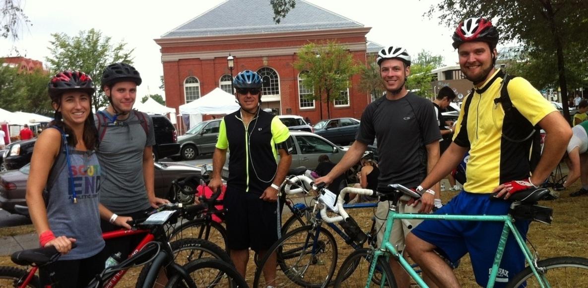 SILMAN - National Bike Challenge Group