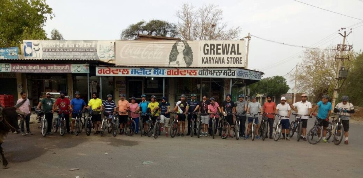 Ludhiana bicycle club
