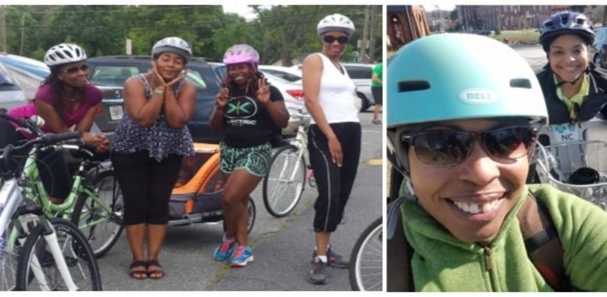 Queen City EZ Riders Slow Biking Gang