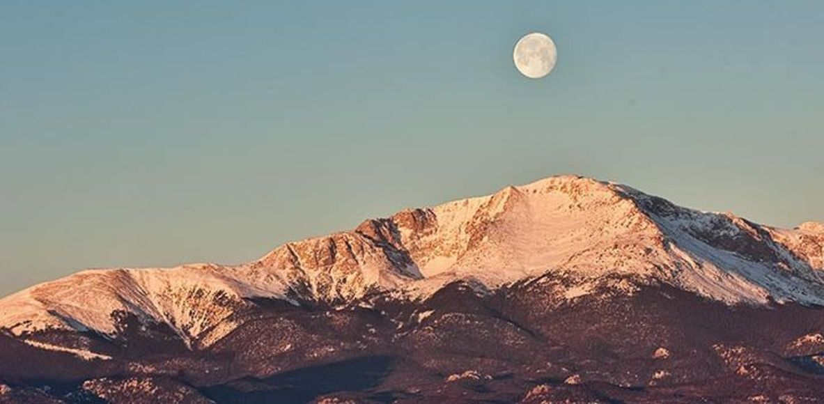 Pikes Peak Marathon and Ascent