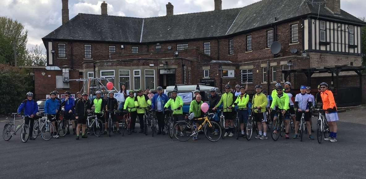 Rainhill Charity Bike Riders