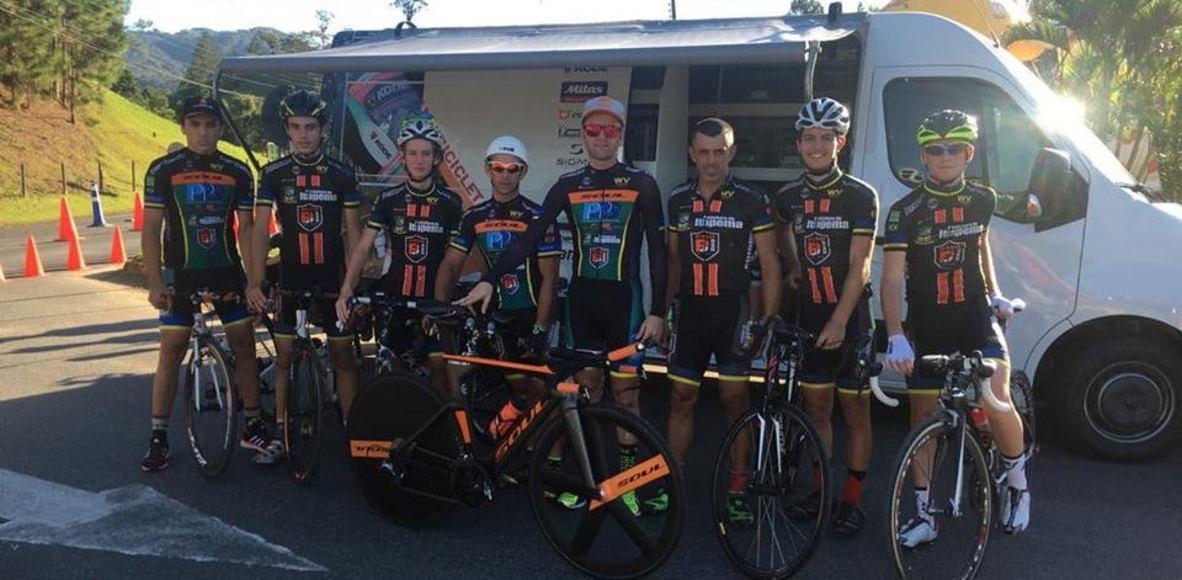 Cycling team pedala Itapema