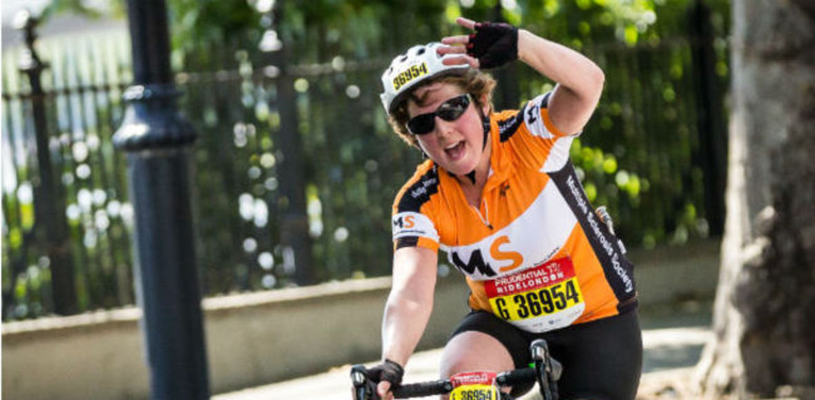 RideLondon 2017 - MS Society