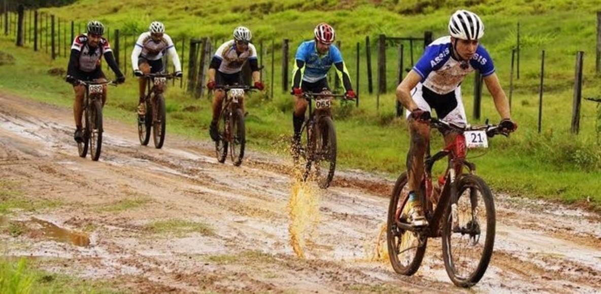 Cortando o Giro!