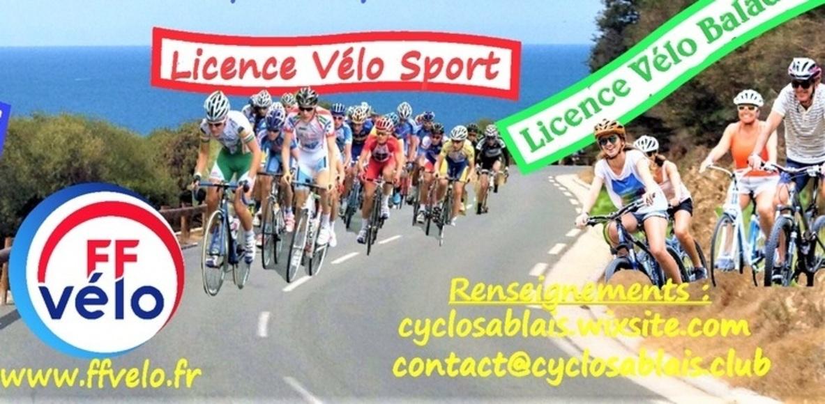 CYCLO TOURISTE SABLAIS