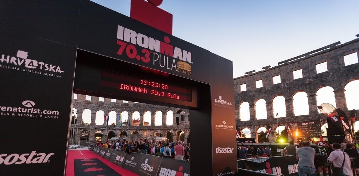 70.3 IronMan enthusiasts
