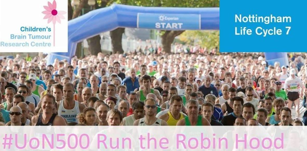 UoN 500 Robin Hood Runners
