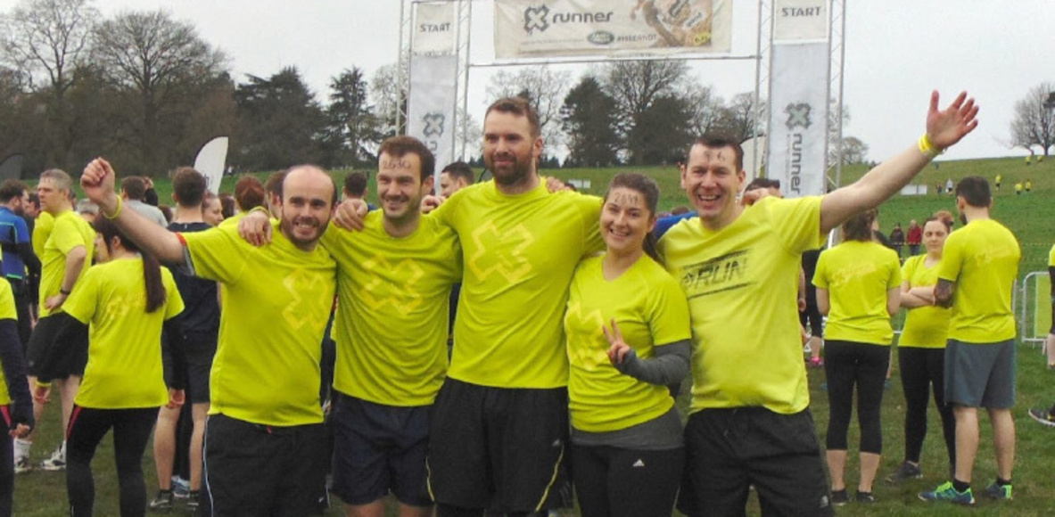 Oxygen Finance Running Club