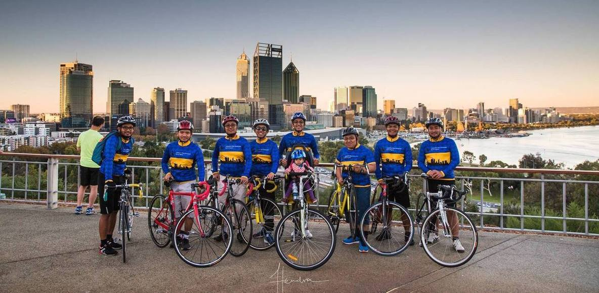Indonesian Bike Enthusiast Perth Chapter