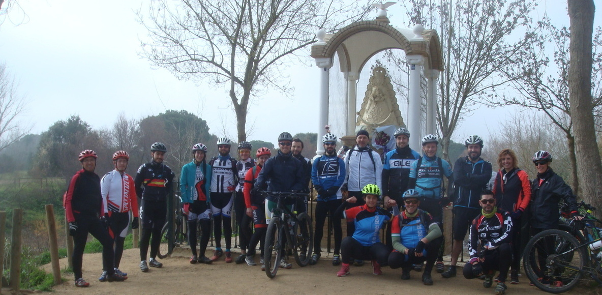 Salidas en Bici Sevilla