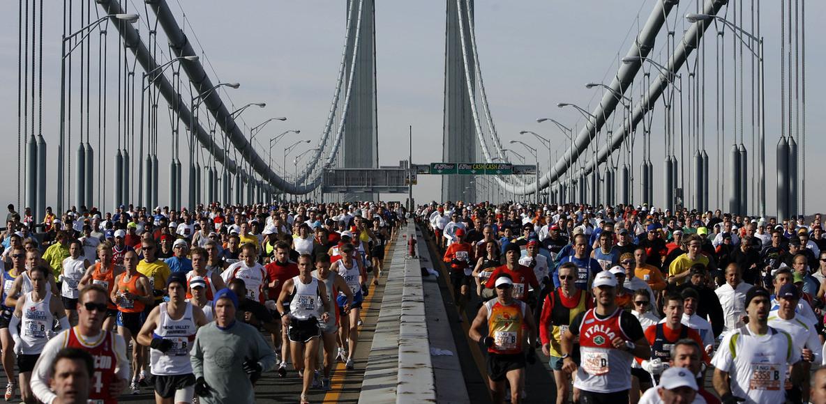 Reto Peru Runners - NYC Marathon
