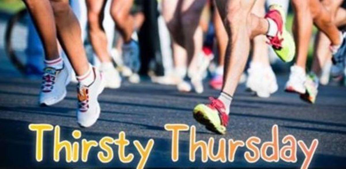 Thirsty Thursdays! (BRC)