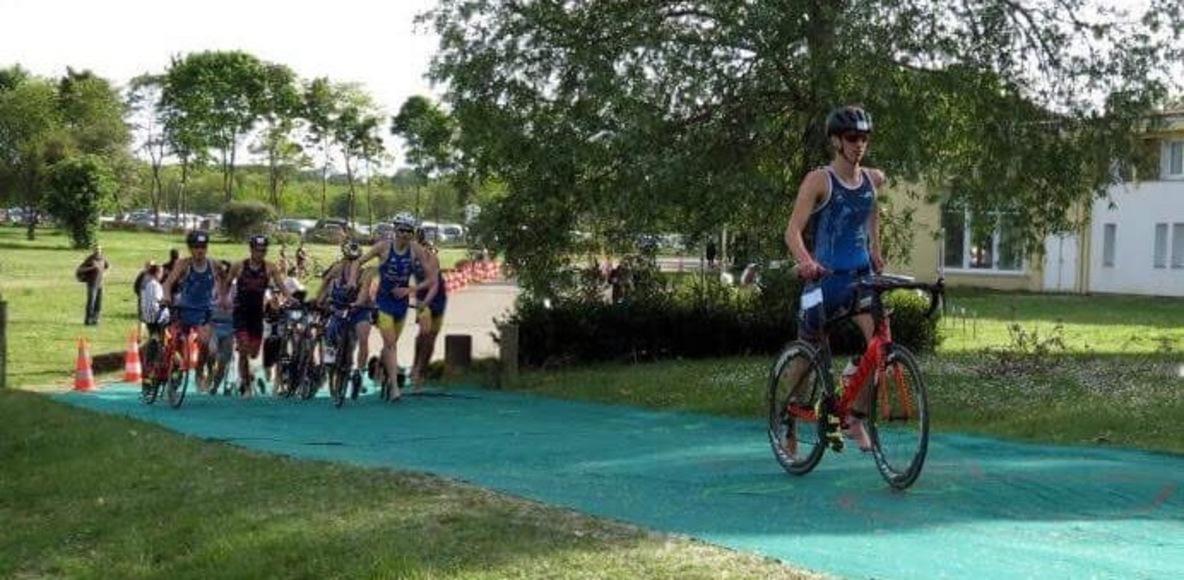Triathletes jeunes France