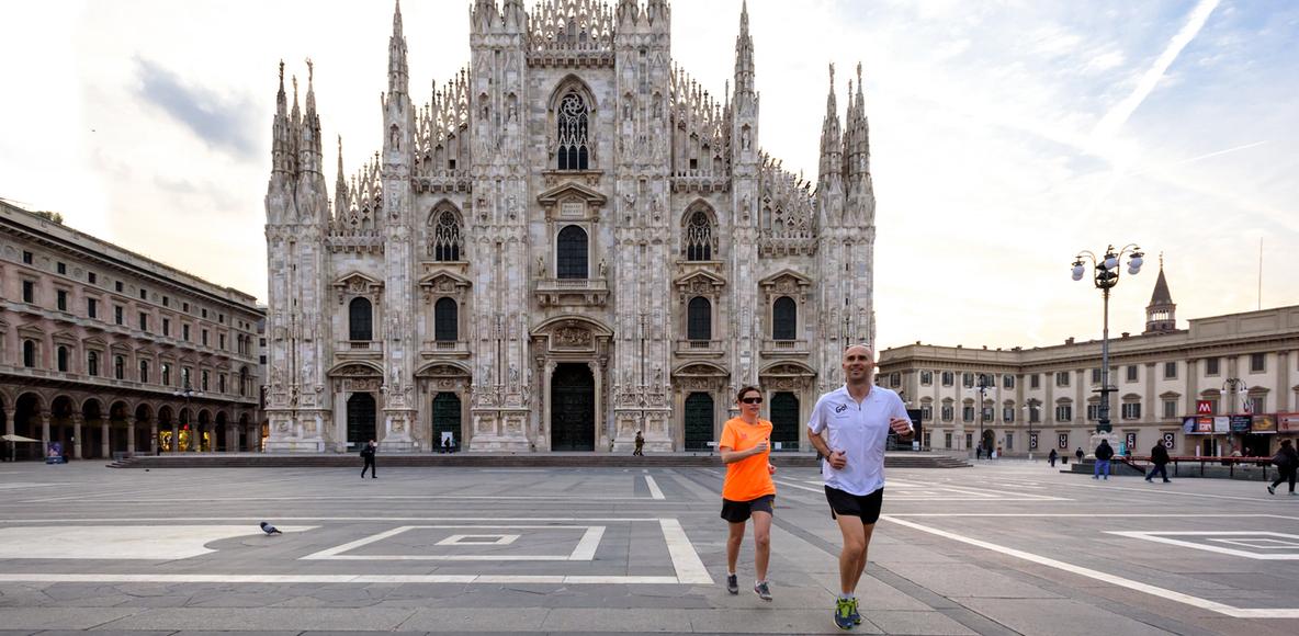 GoRunningTours Milan