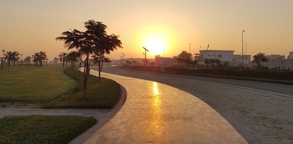 Al Warqa 3 Park Runners