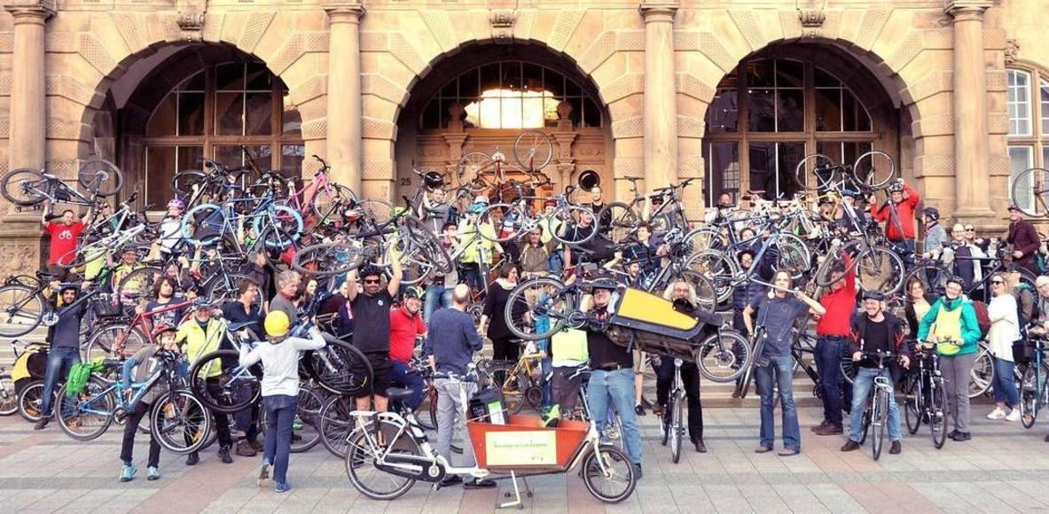 Critical Mass Bielefeld