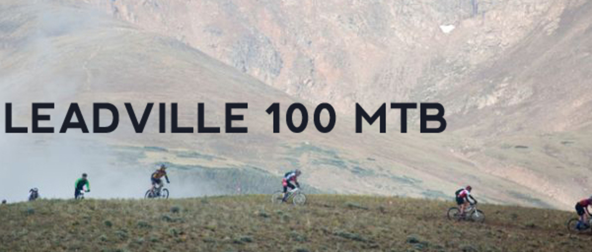 First Descents Leadville 100 MTB Team