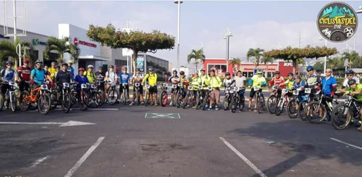 Ciclistas del Sur