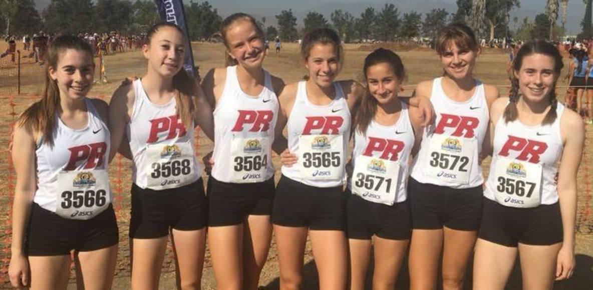PRHS GIRLS Cross Country