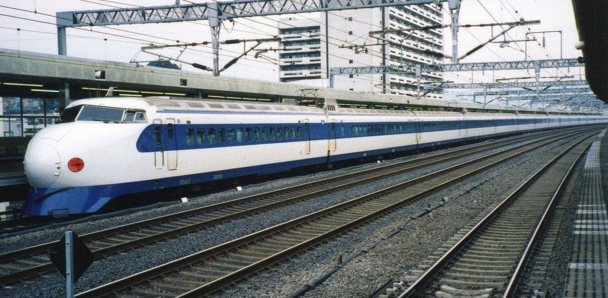 Forever Shinkansen