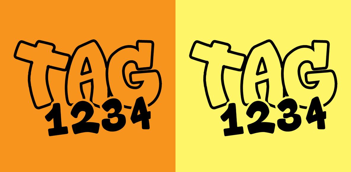 Tag1234