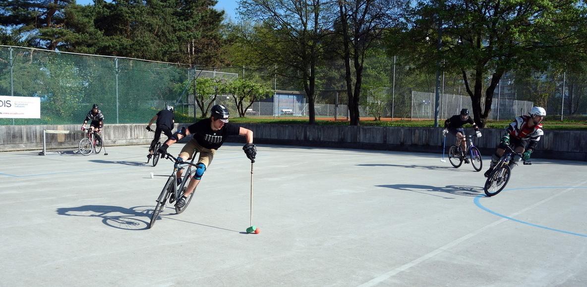 Zurich Bikepolo