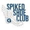 Hoya Spiked Shoe Alumni